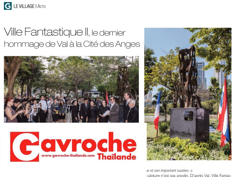 Val - Le Gavroche March 2017