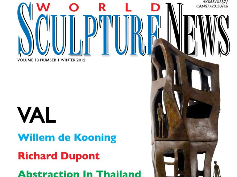 World Sculpture News (International) Hiver 2012