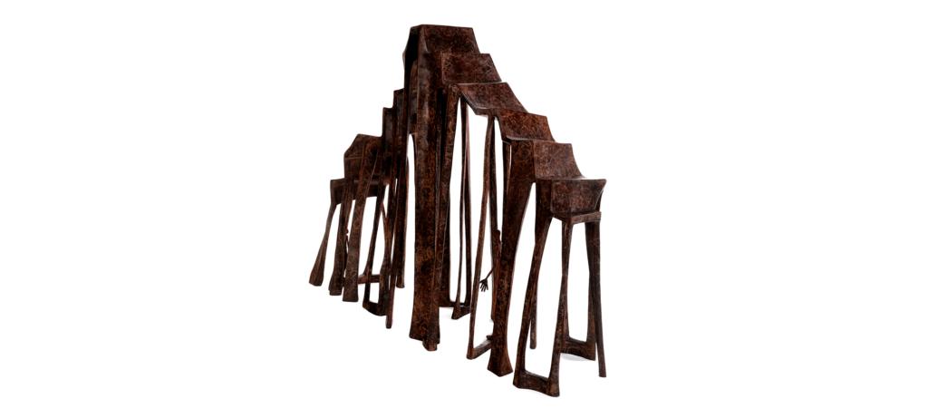 Introspection de la sculpteure française Val – Valérie Goutard – avec Sculptureval