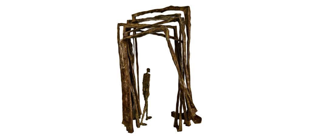 Le passage de la sculpteure française Val – Valérie Goutard – avec Sculptureval